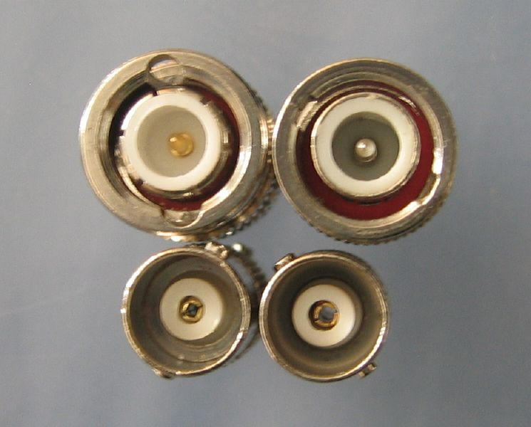 Bnc Connectors 50 Or 75 Ohm Page 2